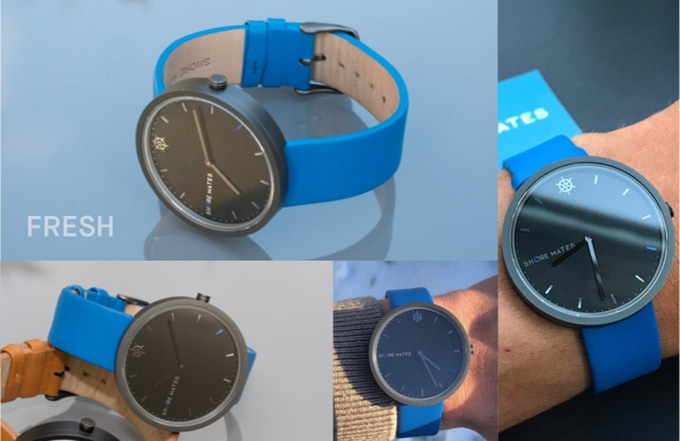 SHORE MATES : Ocean Inspired Watches 810