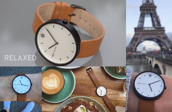 SHORE MATES : Ocean Inspired Watches 910