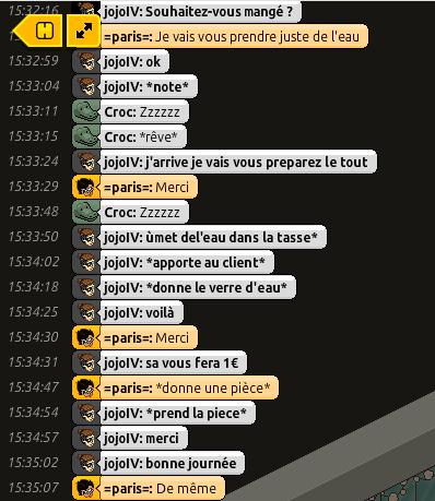 [R.] Rapports d'actions RP de JojoIV Annota21