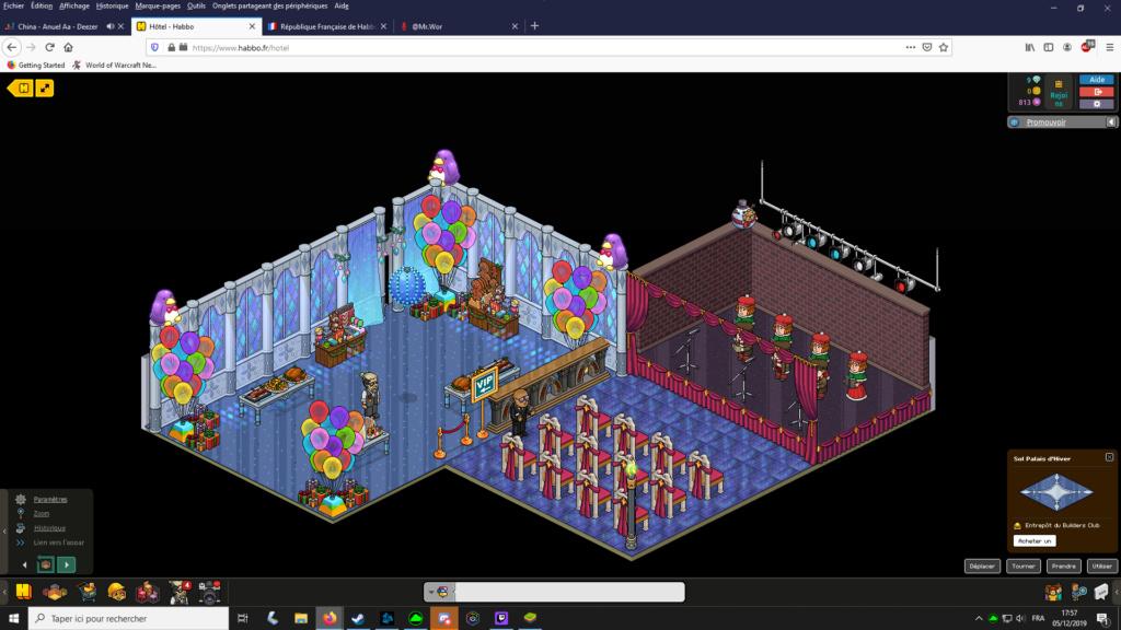 Envoyez vos plus beau screen de vos construction pour noel Captur60