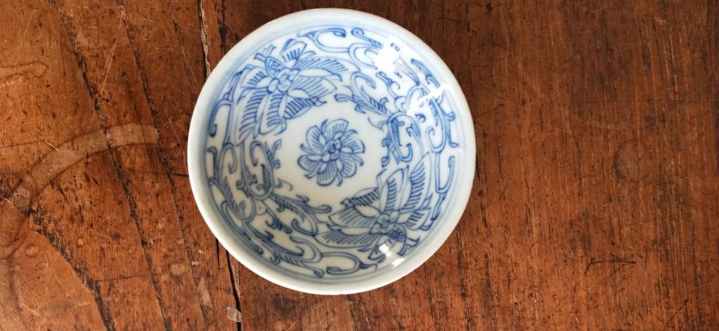 Confirmation coupelle porcelaine chinoise 19e 15753611