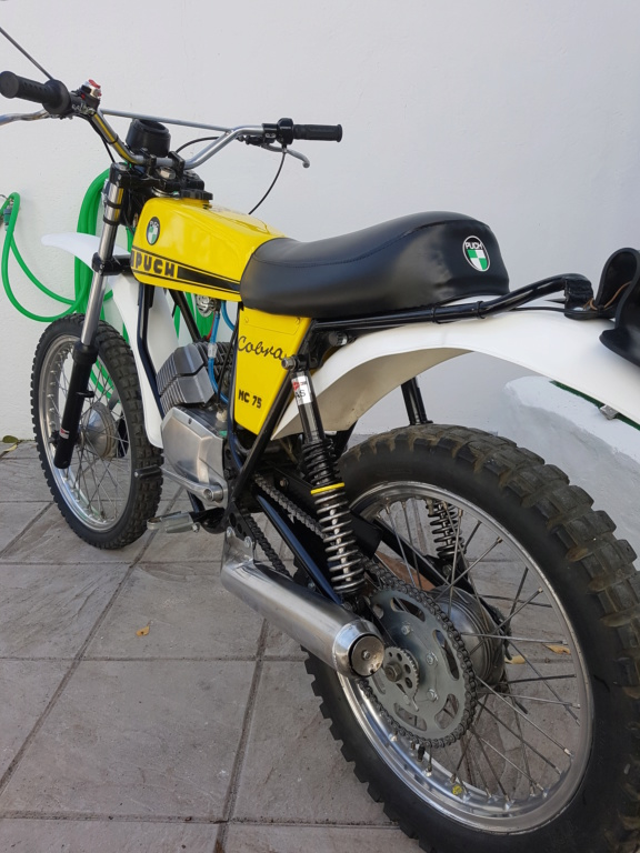 Vendo mi Puch Cobra MC75 del 78. 20181118