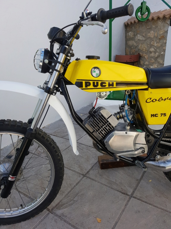Vendo mi Puch Cobra MC75 del 78. 20181120