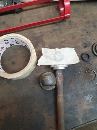 Inicio restauración SP-50 Ab674710