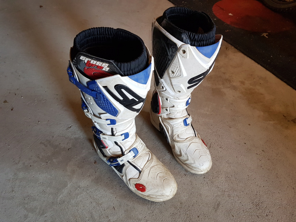 vends botte sidi crossfire 2 srs  20190810