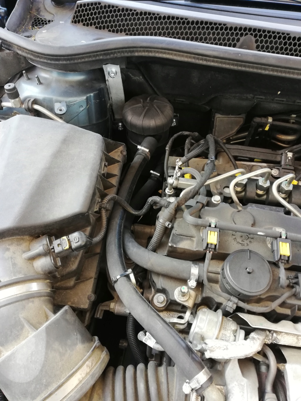 [BRICO J] Instalar decantador de aceite al motor 1.6 CDTI - Página 2 Img_2017