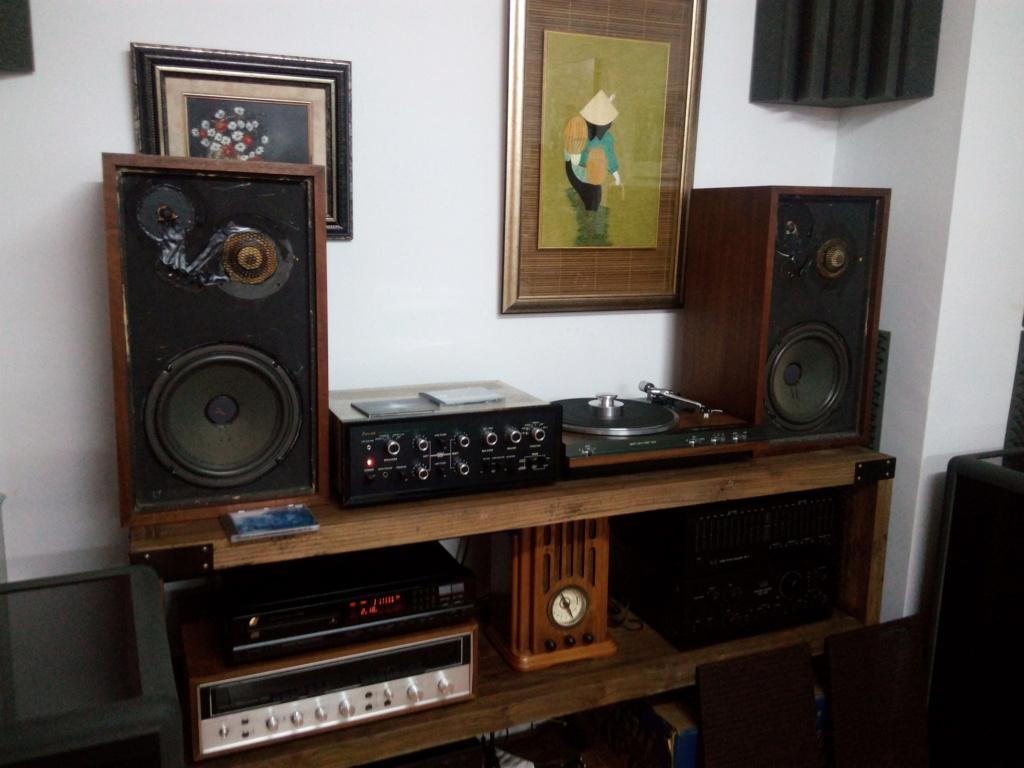 Altavoces Vintage del mes Ar510