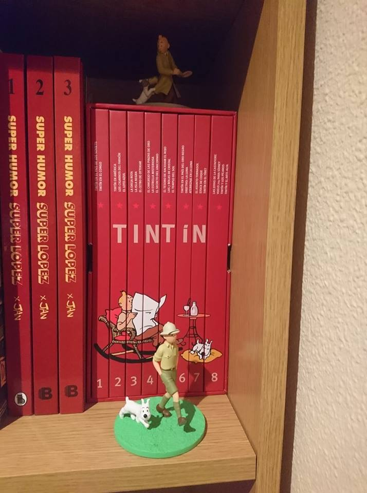 ¡¡ Merchandising ¡¡ - Page 12 Tintin10