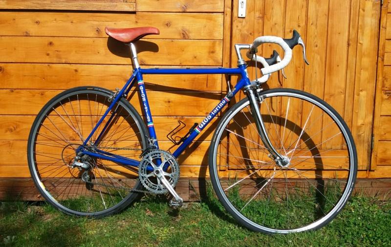 L' histoire d'un sauvetage : vélo route Gios Torino 1975 20190413