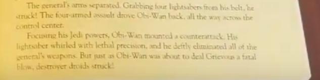 Obi Wan vs Grevious-Obi Wan hype 15562810