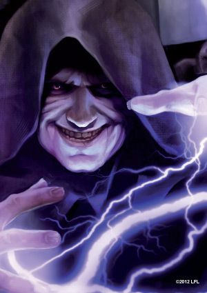 Favorite Darth Sidious / Sheev Palpatine Artwork Af284f10