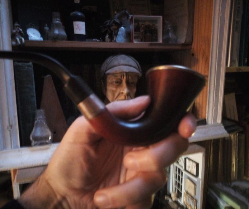 Ce 5 décembre, Gérald 'ment vu d' aussi beaux accords pipe/tabac  Bouffa24