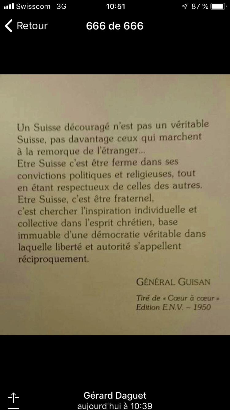 Le 19 Mai votez NON pour empêcher la déprédation de l'indépe - Page 2 Guisan10