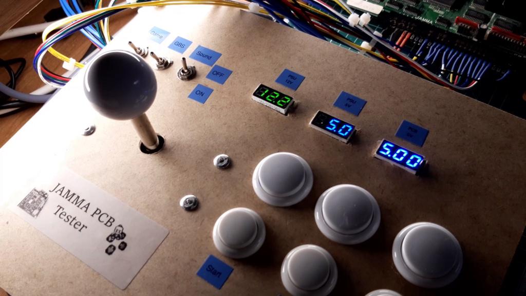 [WIP 100%] Réparation d'un slot MV-1FS en erreur Z80 - Création d'une cartouche de test audio 001_de10
