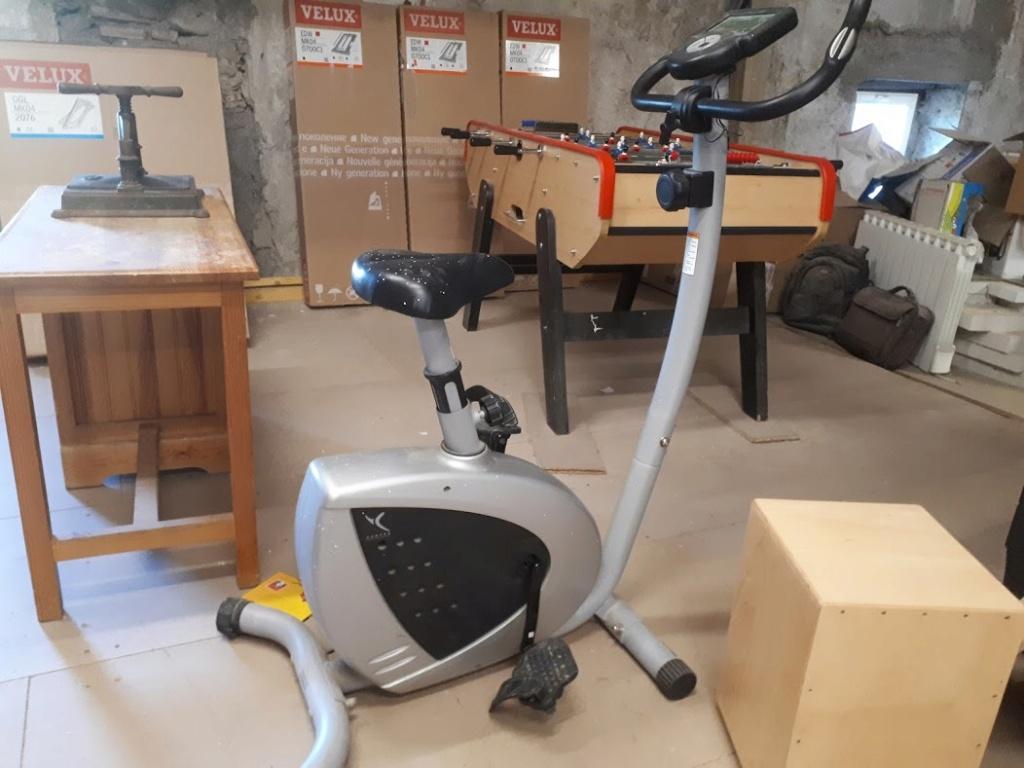 [WIP 99%] Transformer un vélo d'appartement en contrôleur Prop Cycle 0112