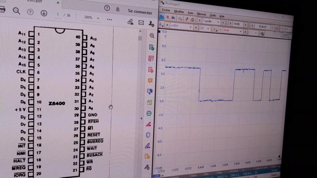 [WIP 100%] Réparation d'un slot MV-1FS en erreur Z80 - Création d'une cartouche de test audio 018_en10