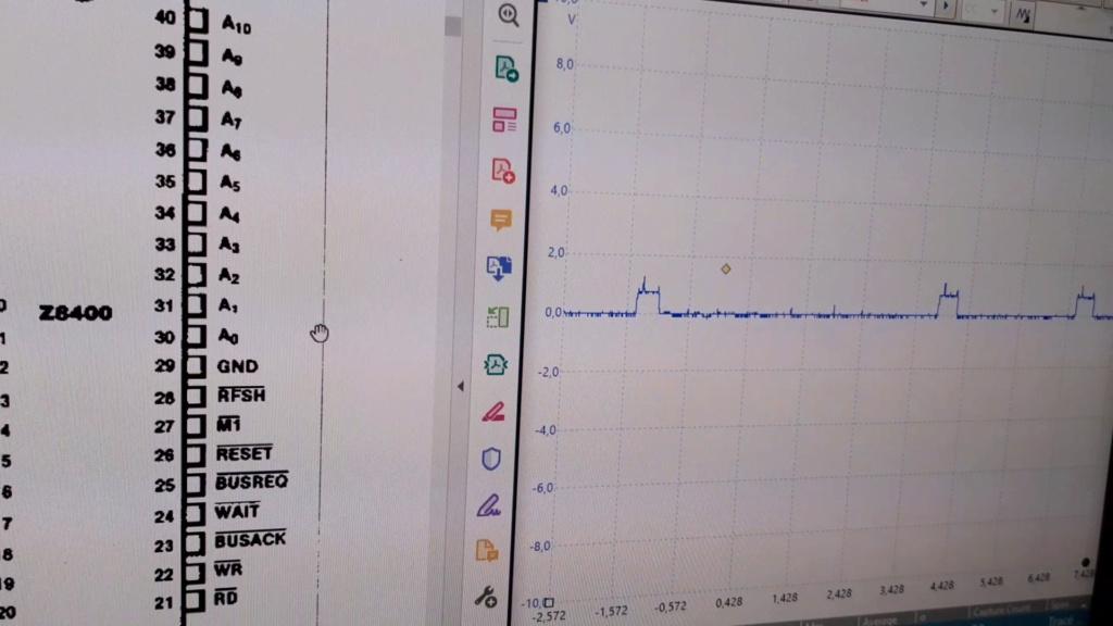 [WIP 100%] Réparation d'un slot MV-1FS en erreur Z80 - Création d'une cartouche de test audio 021_il10