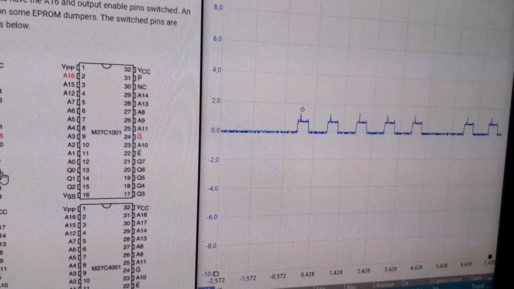 [WIP 100%] Réparation d'un slot MV-1FS en erreur Z80 - Création d'une cartouche de test audio 026_pa10