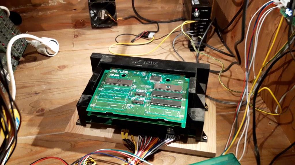 [WIP 100%] Réparation d'un slot MV-1FS en erreur Z80 - Création d'une cartouche de test audio 057_je10