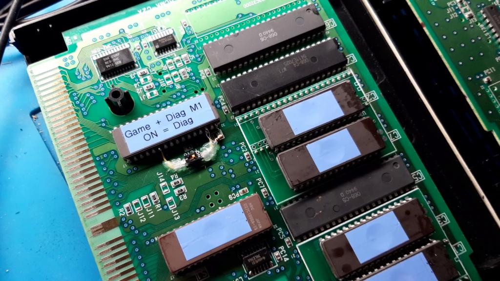 [WIP 100%] Réparation d'un slot MV-1FS en erreur Z80 - Création d'une cartouche de test audio 061_au10