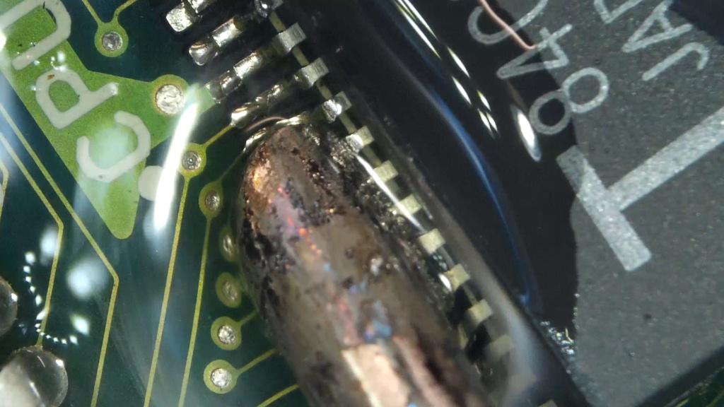 [WIP 100%] Réparation d'un slot MV-1FS en erreur Z80 - Création d'une cartouche de test audio 067_on10
