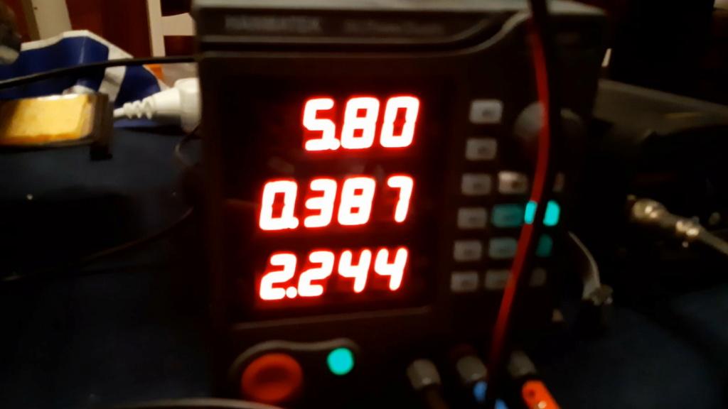 [WIP 100%] Une GBS8100 bricolée pour jouer à Daytona 09_chu10