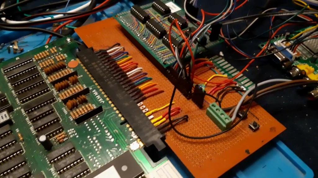 [WIP 100%] Réparation d'un PCB Twin Cobra 11010
