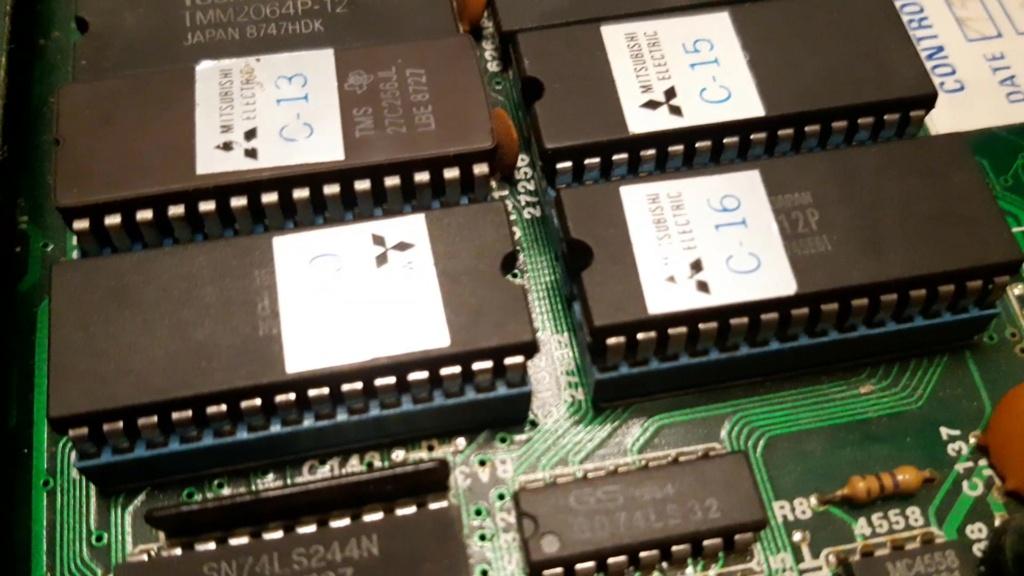 [WIP 100%] Réparation d'un PCB Twin Cobra 13010