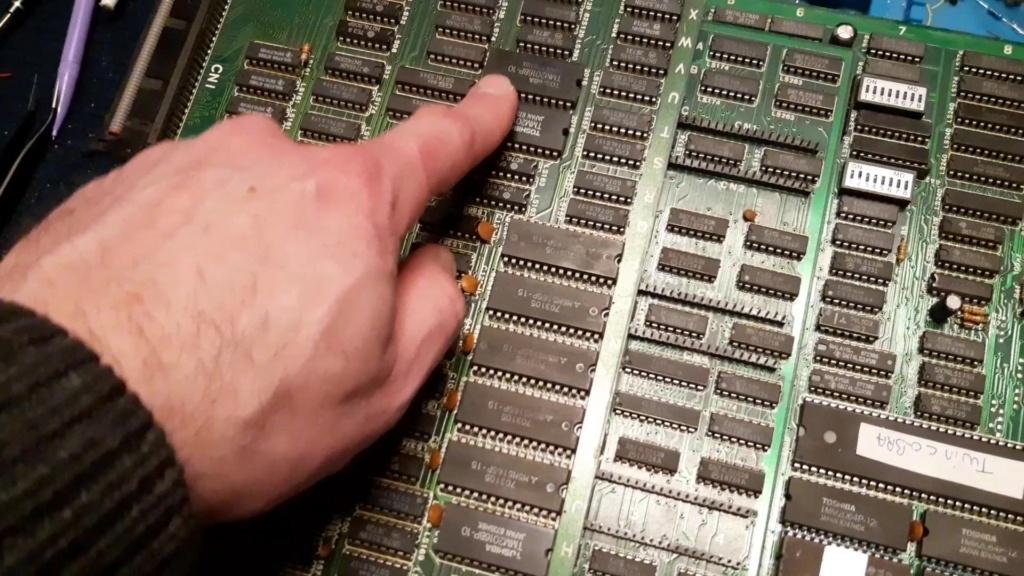 [WIP 100%] Réparation d'un PCB Twin Cobra 17010