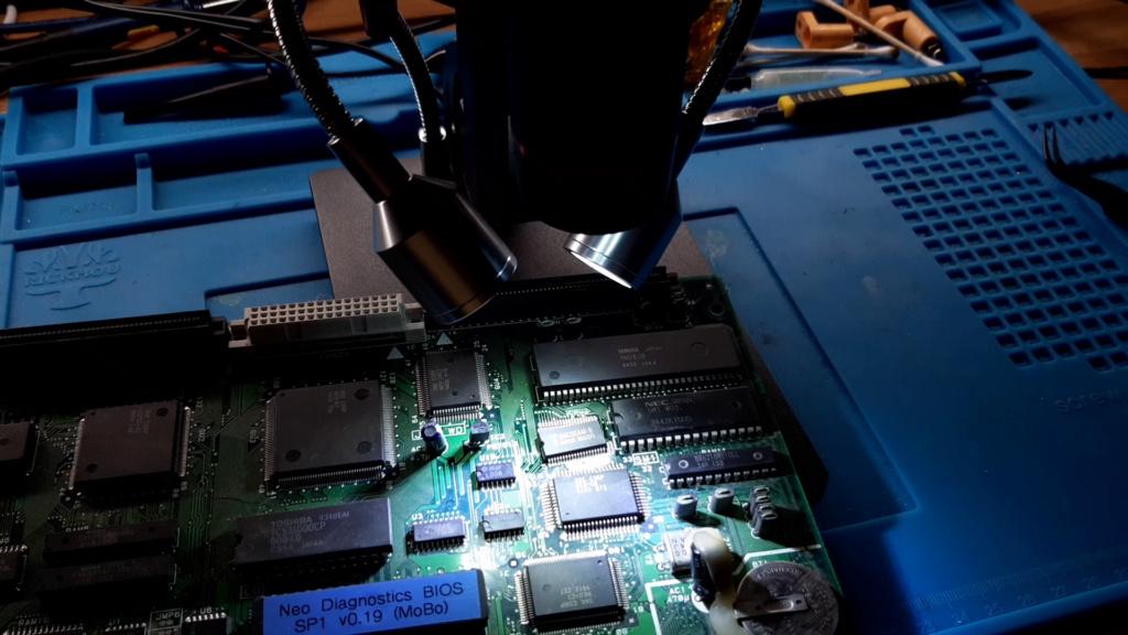 [WIP 100%] Réparation d'un slot MV-1FS en erreur Z80 - Un autre! 17_mic10