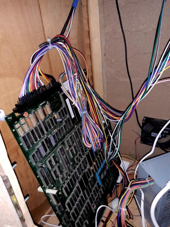 [WIP 100%] Réparation d'un PCB Twin Cobra 18010