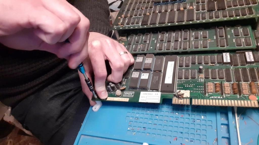 [WIP 100%] Réparation d'un PCB Twin Cobra 2011