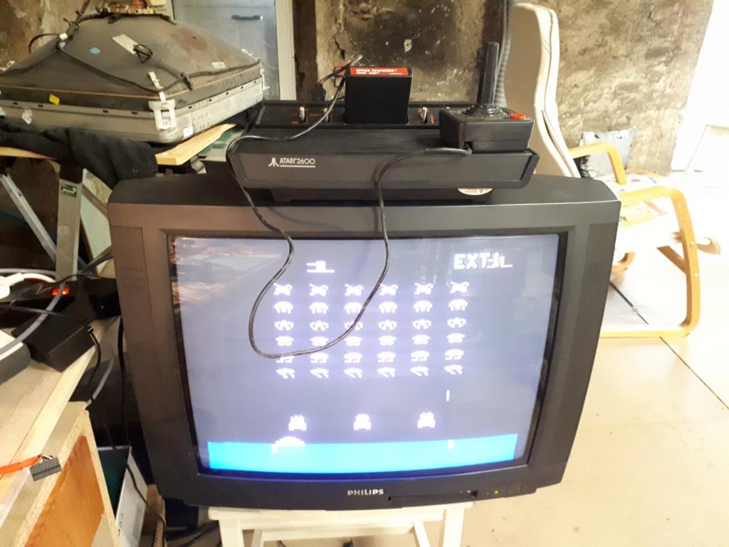 [WIP 125%] Une carte joystick USB et JAMMA (et Atari 2600) 20200417