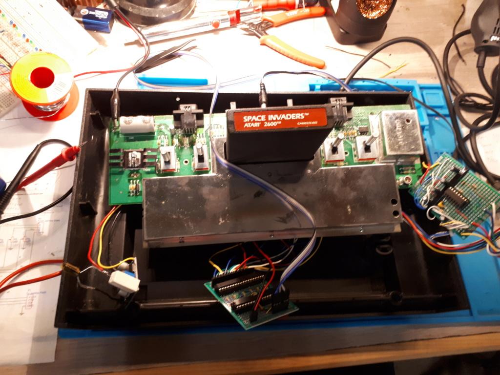 [WIP 125%] Une carte joystick USB et JAMMA (et Atari 2600) 20200422