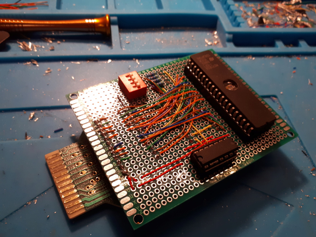 [WIP 125%] Une carte joystick USB et JAMMA (et Atari 2600) - Page 2 20200426