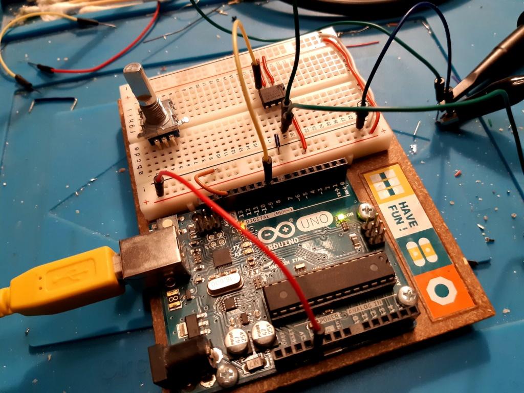 [WIP 20%] Fabriquer un module de commande autonome pour contrôler un Sony BVM 20210215