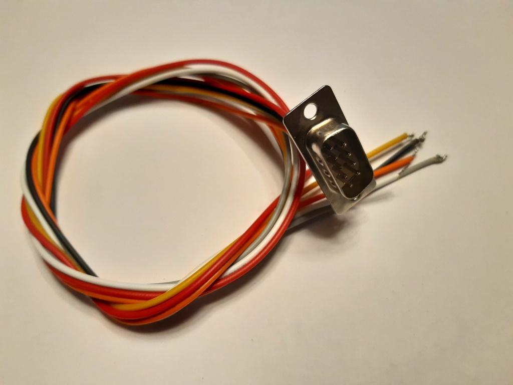 [WIP 20%] Fabriquer un module de commande autonome pour contrôler un Sony BVM 20210218