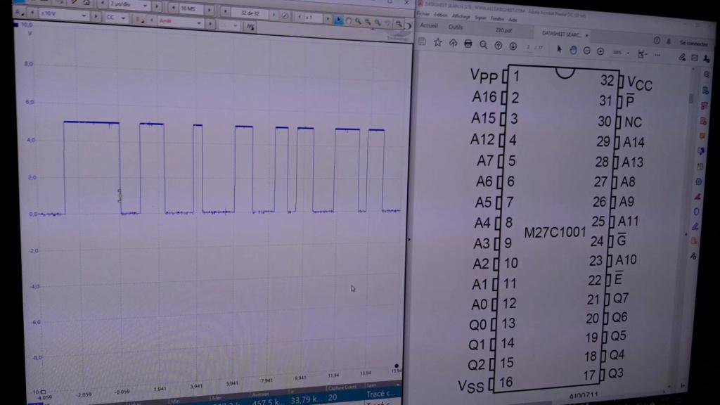 [WIP 100%] Réparation d'un slot MV-1FS en erreur Z80 - Un autre! 20_son10