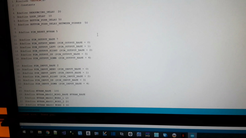 [WIP 100%] Une GBS8100 bricolée pour jouer à Daytona 21_cod10