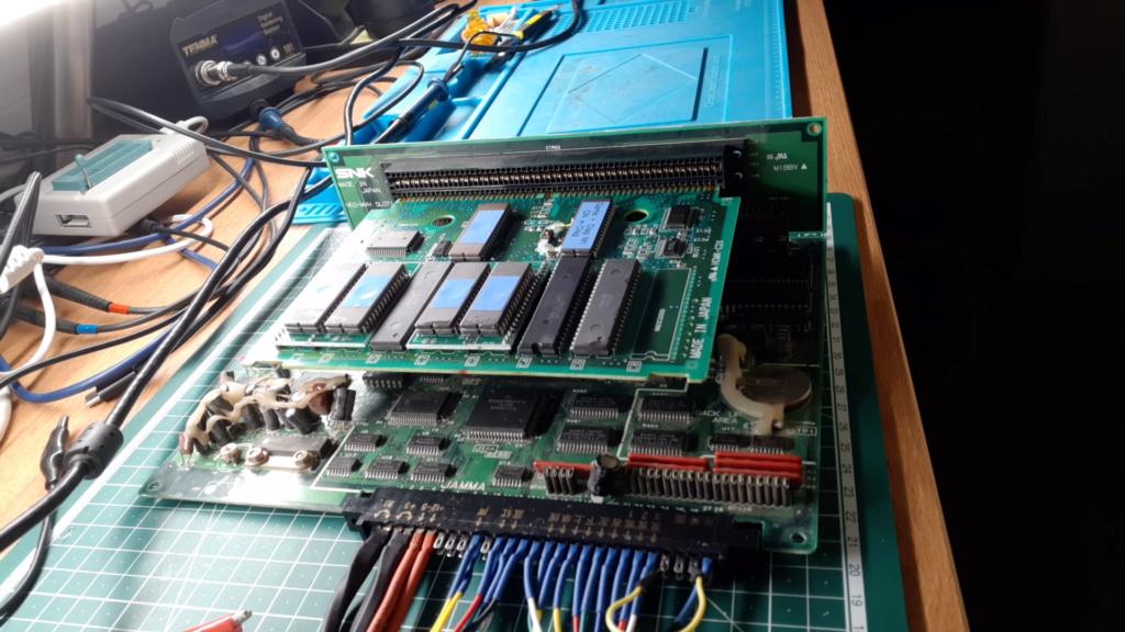 [WIP 100%] Réparation d'un slot MV-1FS en erreur Z80 - Un autre! 22_car10