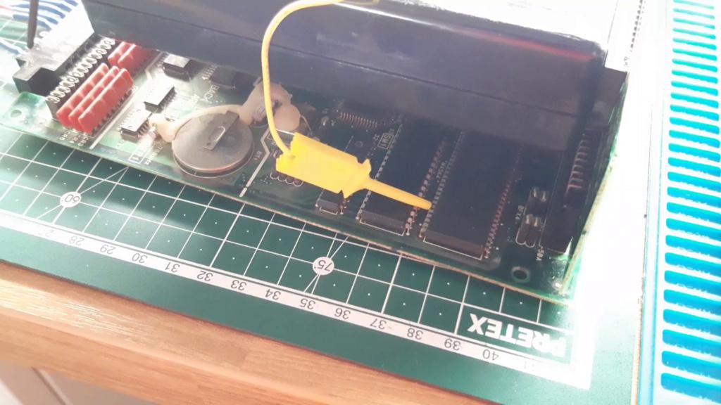 [WIP 100%] Réparation d'un slot MV-1FS en erreur Z80 - Un autre! 32_on_10