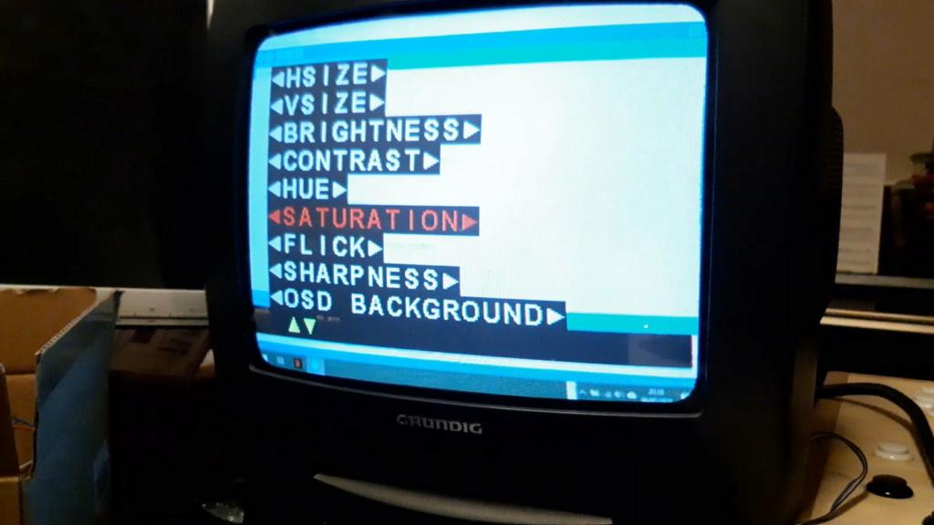 [WIP 100%] Une GBS8100 bricolée pour jouer à Daytona 37_det10