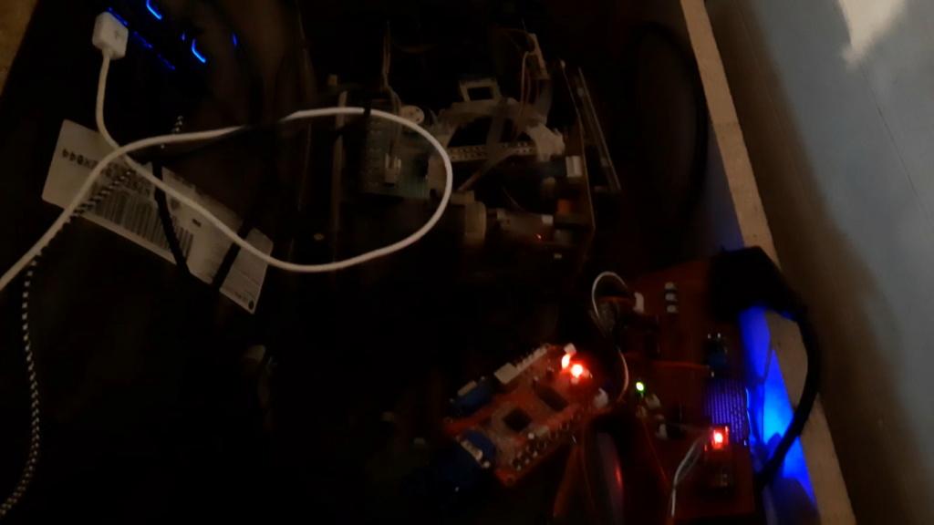 [WIP 100%] Une GBS8100 bricolée pour jouer à Daytona 55_baz10