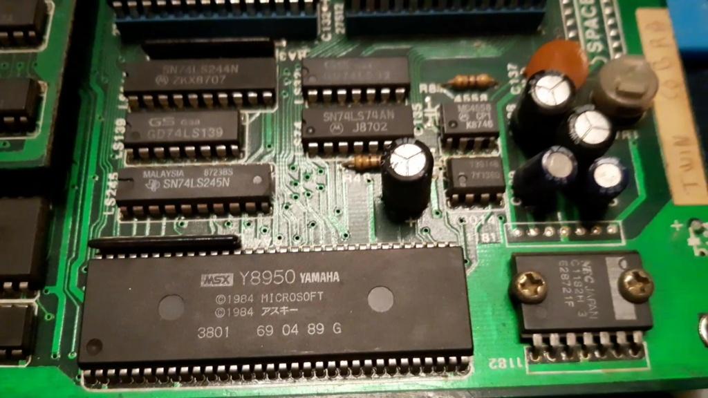 [WIP 100%] Réparation d'un PCB Twin Cobra 6010