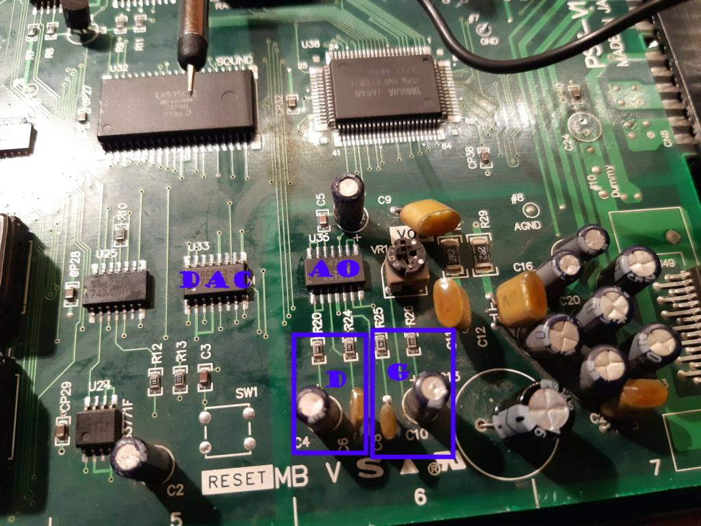[WIP 100%] Réparation d'un PCB Psikyo Strikers 1945 II Dacaud10