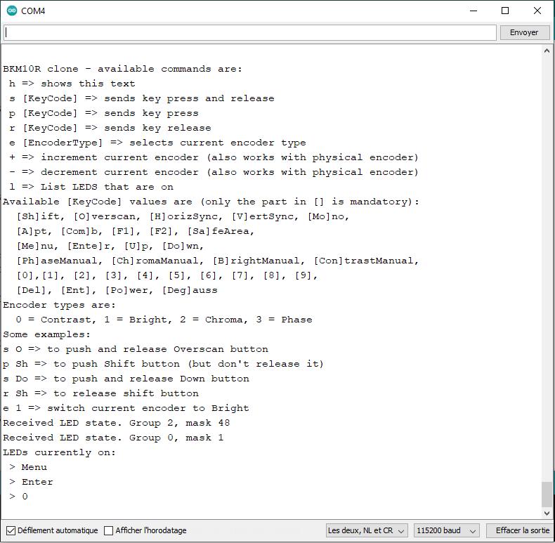 [WIP 20%] Fabriquer un module de commande autonome pour contrôler un Sony BVM - Page 2 Interf13