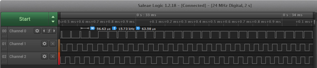 [WIP 60%] Normaliser un signal vidéo Logic10