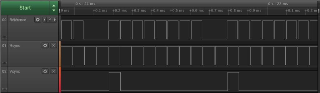 [WIP 60%] Normaliser un signal vidéo Logiqu10
