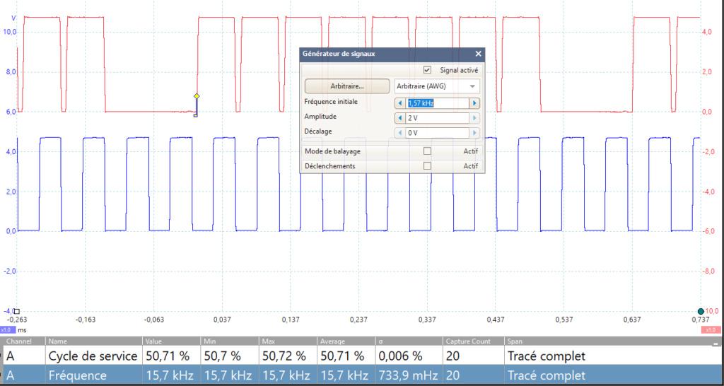 [WIP 33%] Normaliser un signal vidéo Plussi10