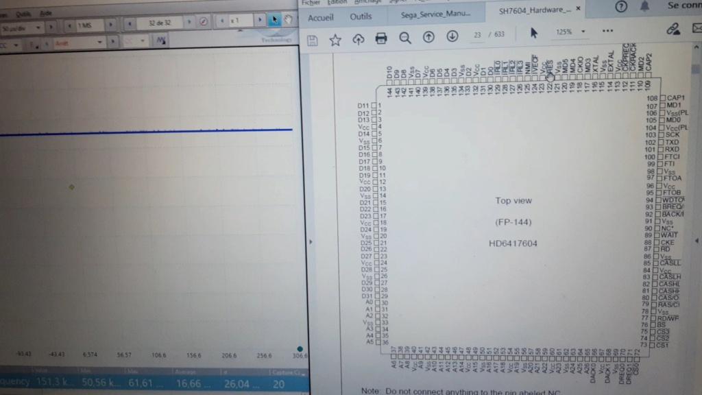 [WIP 100%] Réparation d'une Saturn JAP achetée HS Videoc15